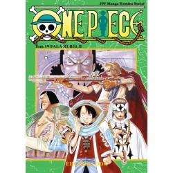 ONE PIECE tom 19
