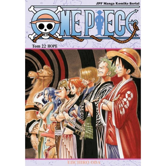 ONE PIECE tom 22