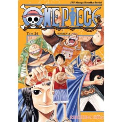 ONE PIECE tom 24