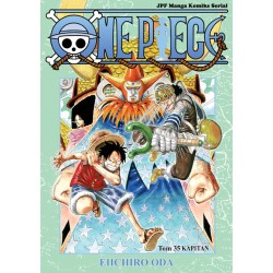 ONE PIECE tom 35