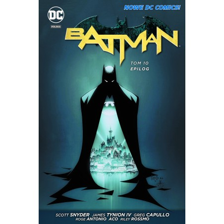 BATMAN tom 10 Epilog