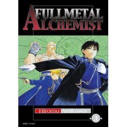 FULLMETAL ALCHEMIST tom 3