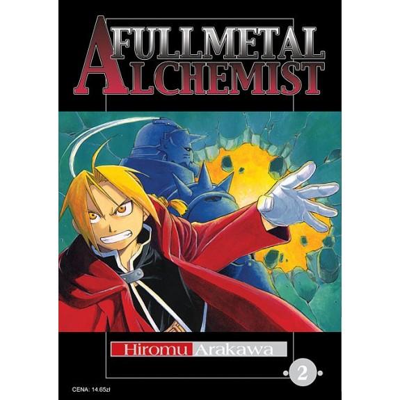 FULLMETAL ALCHEMIST tom 2