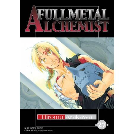 FULLMETAL ALCHEMIST tom 27