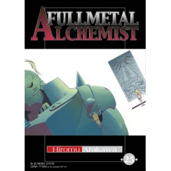 FULLMETAL ALCHEMIST tom 25