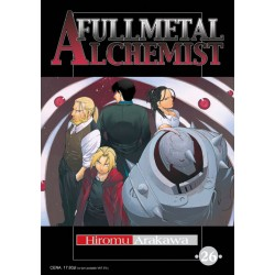 FULLMETAL ALCHEMIST tom 26