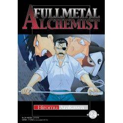 FULLMETAL ALCHEMIST tom 24