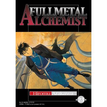 FULLMETAL ALCHEMIST tom 23