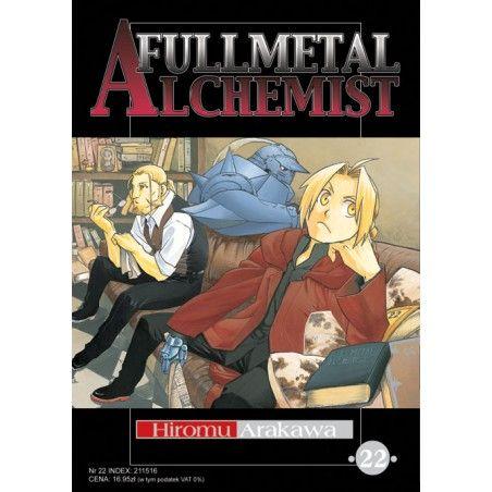 FULLMETAL ALCHEMIST tom 22