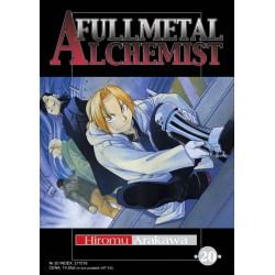 FULLMETAL ALCHEMIST tom 20