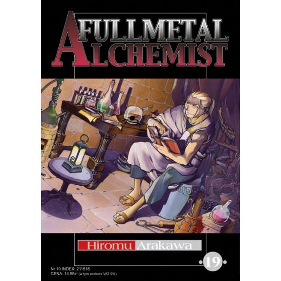 FULLMETAL ALCHEMIST tom 19