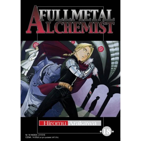 FULLMETAL ALCHEMIST tom 18