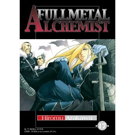 FULLMETAL ALCHEMIST tom 17