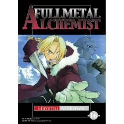 FULLMETAL ALCHEMIST tom 16