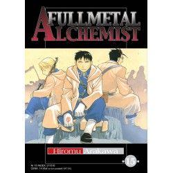FULLMETAL ALCHEMIST tom 15