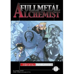 FULLMETAL ALCHEMIST tom 14