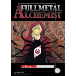 FULLMETAL ALCHEMIST tom 13