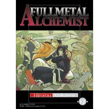 FULLMETAL ALCHEMIST tom 12