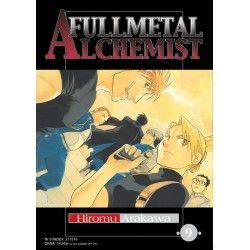 FULLMETAL ALCHEMIST tom 9