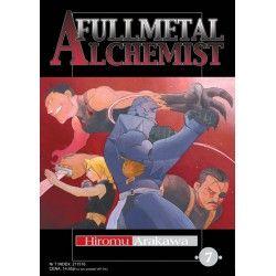 FULLMETAL ALCHEMIST tom 7