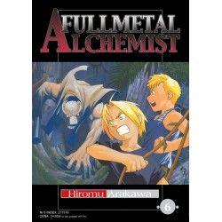FULLMETAL ALCHEMIST tom 6