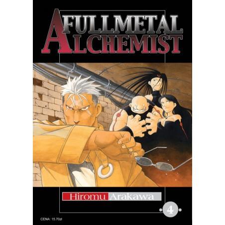 FULLMETAL ALCHEMIST tom 4