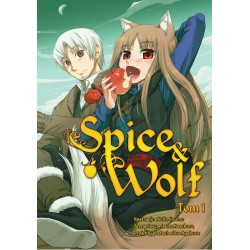 SPICE AND WOLF tom 1