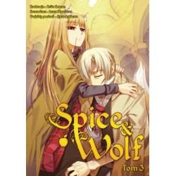 SPICE AND WOLF tom 3