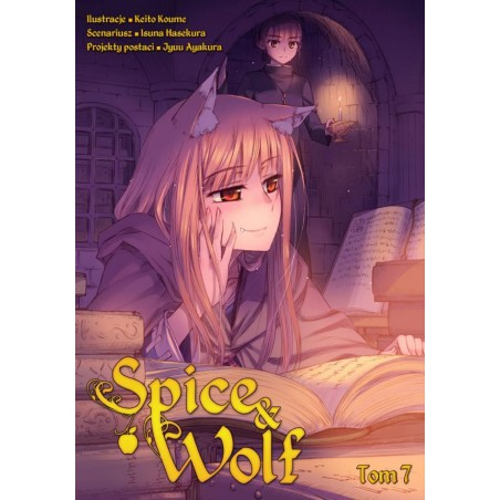 SPICE AND WOLF tom 7