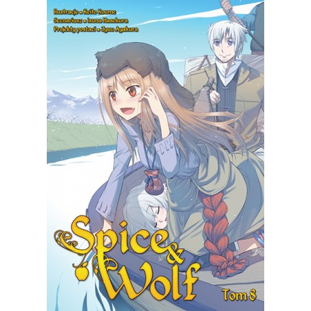 SPICE AND WOLF tom 8