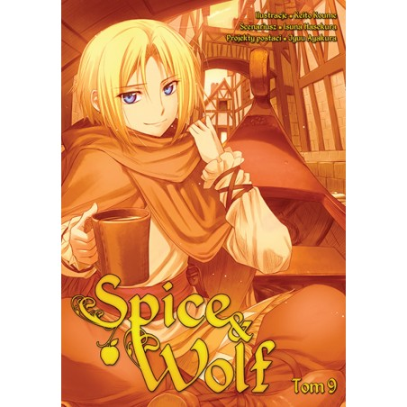 SPICE AND WOLF tom 9