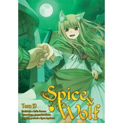 SPICE AND WOLF tom 10
