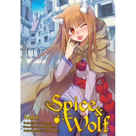 SPICE AND WOLF tom 11
