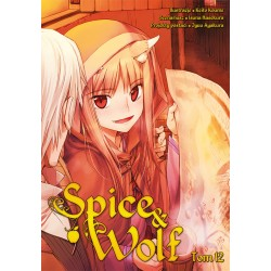 SPICE AND WOLF tom 12