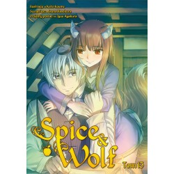 SPICE AND WOLF tom 13
