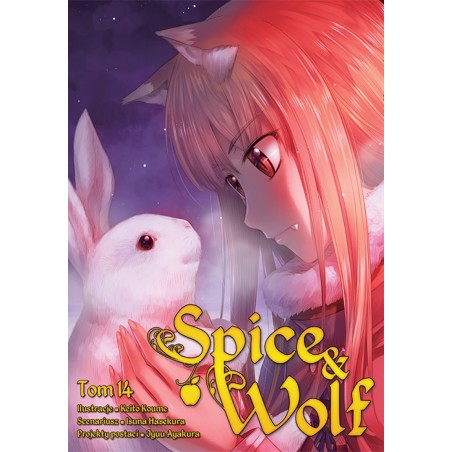 SPICE AND WOLF tom 14