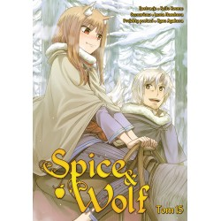 SPICE AND WOLF tom 15