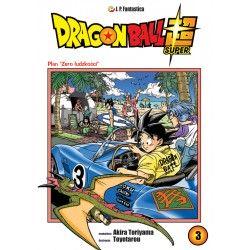 DRAGON BALL SUPER tom 3