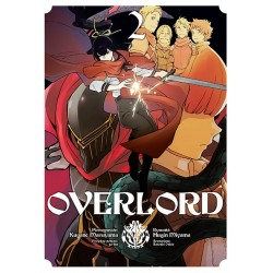 OVERLORD tom 2