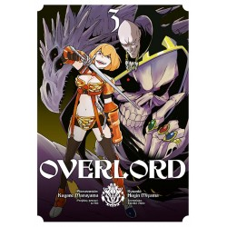 OVERLORD tom 3
