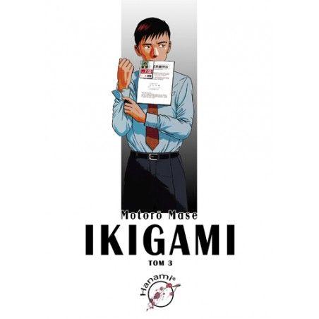 IKIGAMI tom 3