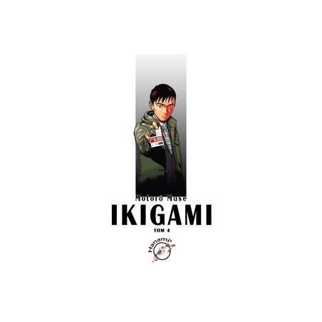 IKIGAMI tom 4