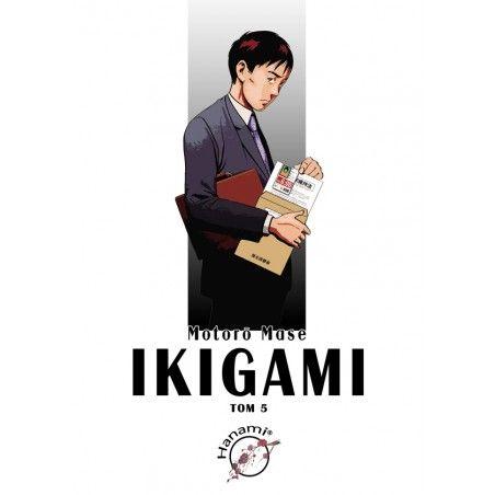 IKIGAMI tom 5