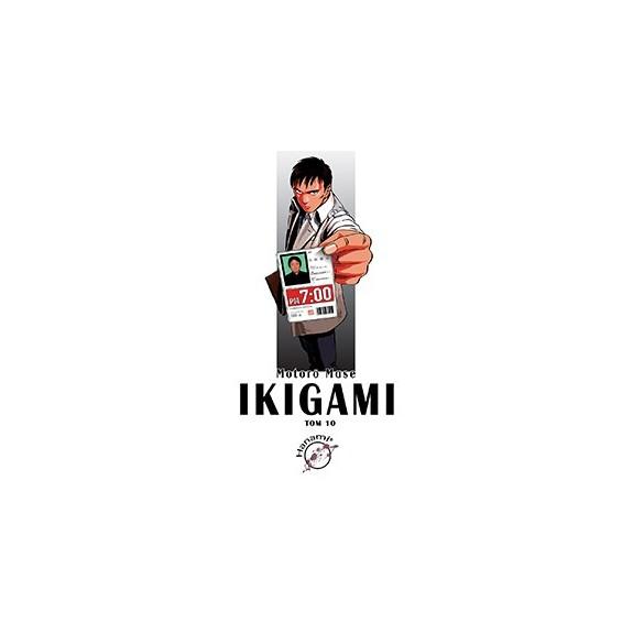 IKIGAMI tom 10