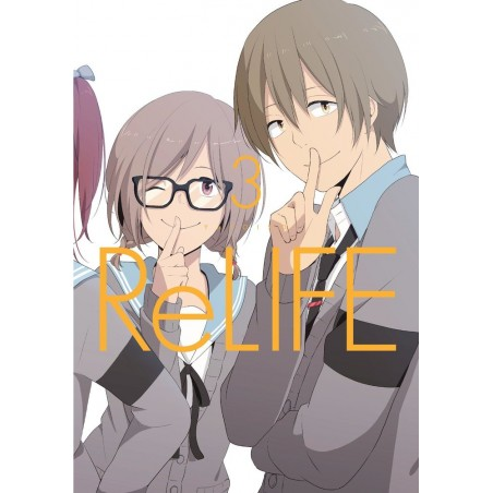 RELIFE tom 3