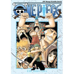 ONE PIECE tom 39