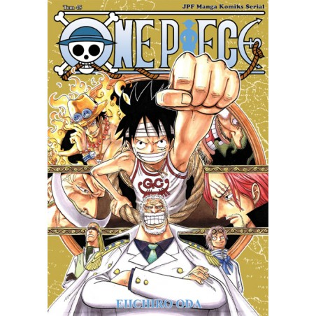 ONE PIECE tom 45