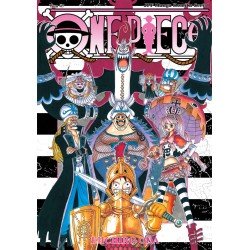 ONE PIECE tom 47