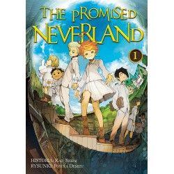 THE PROMISED NEVERLAND tom 1