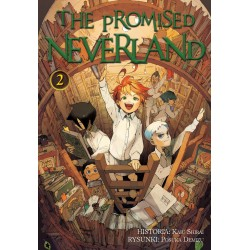 THE PROMISED NEVERLAND tom 2